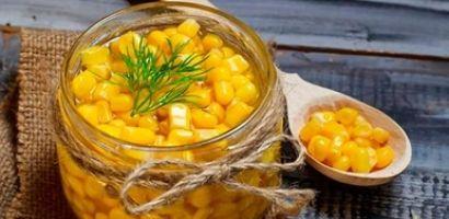 Можно ли консервированную кукурузу при язве желудка?