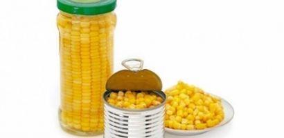 Можно ли консервированную кукурузу при гастрите?